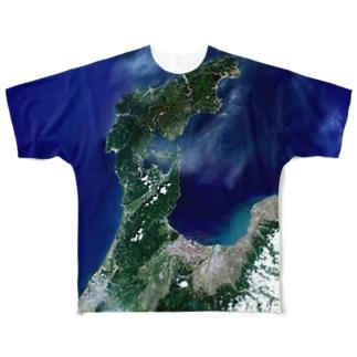 石川県 七尾市 Full graphic T-shirts