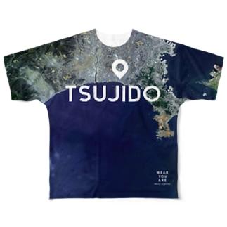 神奈川県 藤沢市 Full graphic T-shirts