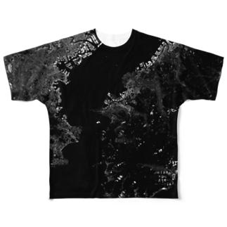 千葉県 富津市 Full graphic T-shirts