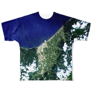 新潟県 上越市 Full graphic T-shirts