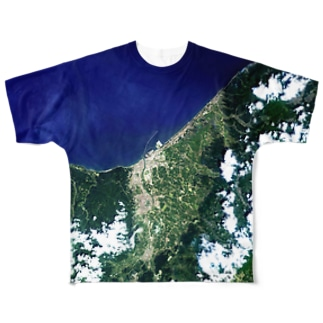 WEAR YOU AREの新潟県 上越市 Full graphic T-shirts
