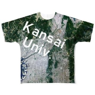 大阪府 摂津市 Full graphic T-shirts