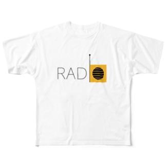 RADIO TypoTee Full graphic T-shirts