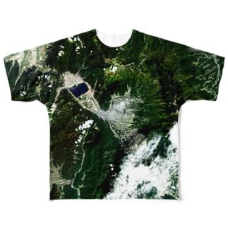 長野県 茅野市 Full graphic T-shirts