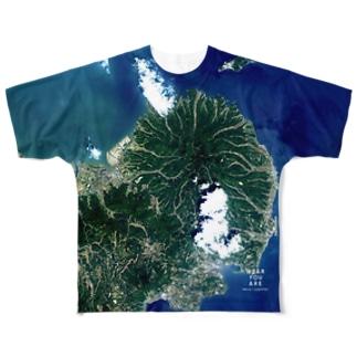 大分県 豊後高田市 Full graphic T-shirts