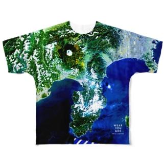 静岡県 沼津市 Full graphic T-shirts
