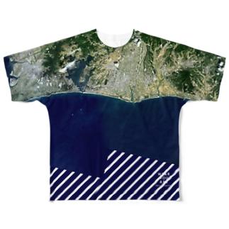 静岡県 浜松市 Full graphic T-shirts