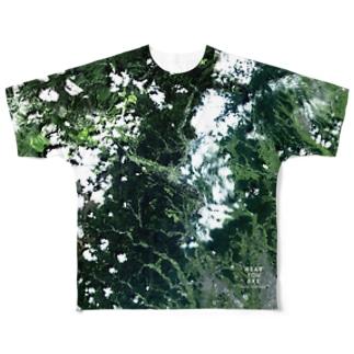 栃木県 日光市 Full graphic T-shirts