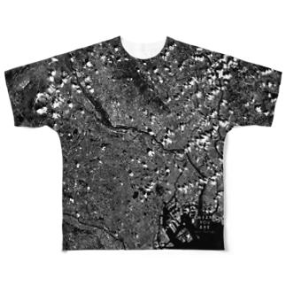 埼玉県 川口市 Full graphic T-shirts