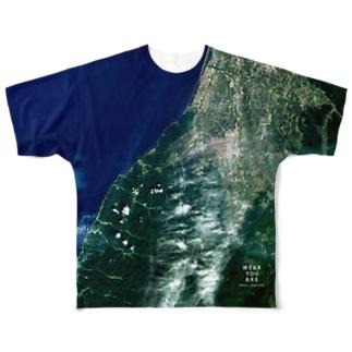 山形県 酒田市 Full graphic T-shirts