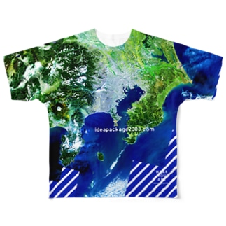 WEAR YOU AREの神奈川県 逗子市 Full graphic T-shirts
