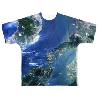 長崎県 南島原市 Full graphic T-shirts