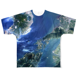 WEAR YOU AREの長崎県 南島原市 Full graphic T-shirts