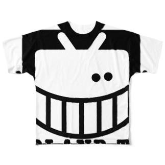 TOLAND TV 公式グッズ Full graphic T-shirts