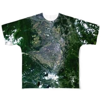 岩手県 奥州市 Full graphic T-shirts