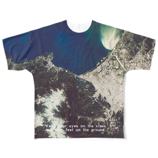 北海道 小樽市 Full graphic T-shirts