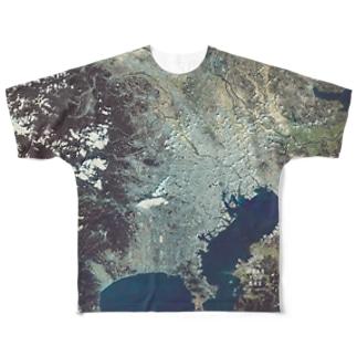 東京都 小金井市 Full graphic T-shirts