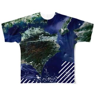 徳島県 阿波市 Full graphic T-shirts