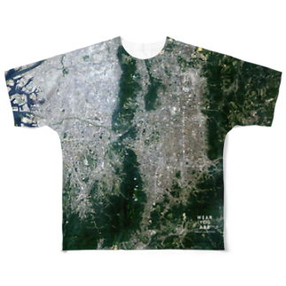 WEAR YOU AREの奈良県 生駒郡 Full graphic T-shirts