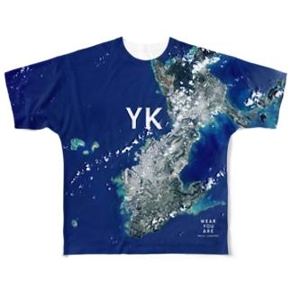 沖縄県 宜野湾市 Full graphic T-shirts