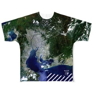 岐阜県 可児市 Full graphic T-shirts