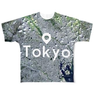 東京都 板橋区 Full graphic T-shirts