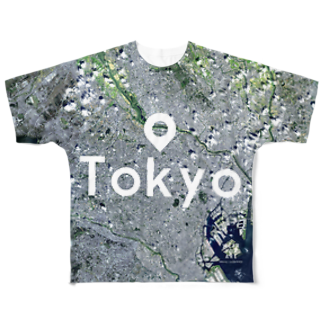 WEAR YOU AREの東京都 板橋区 Full graphic T-shirts