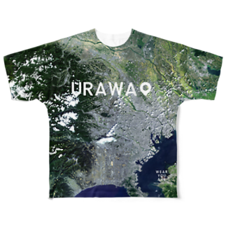 WEAR YOU AREの埼玉県 所沢市 Full graphic T-shirts