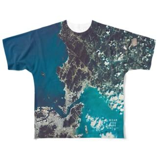 山口県 下関市 Full graphic T-shirts