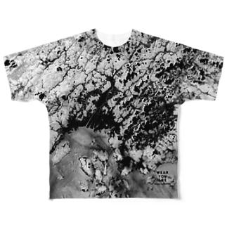 広島県 安芸郡 Full graphic T-shirts
