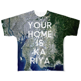 WEAR YOU AREの愛知県 刈谷市 Full graphic T-shirts