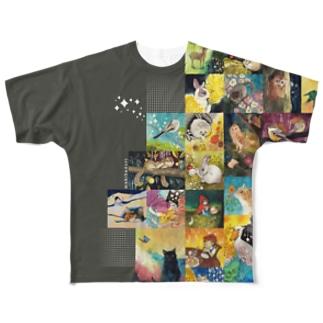 物語の中の君と All-Over Print T-Shirt