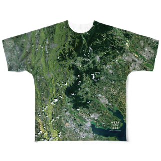 WEAR YOU AREの茨城県 石岡市 Full graphic T-shirts