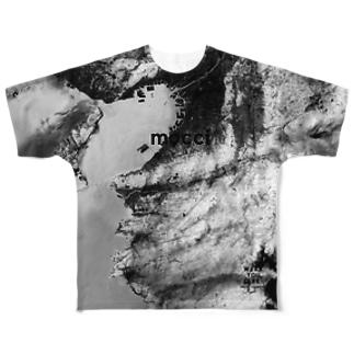 和歌山県 紀の川市 Full graphic T-shirts