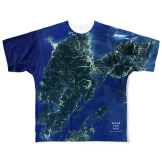 熊本県 天草市 Full graphic T-shirts
