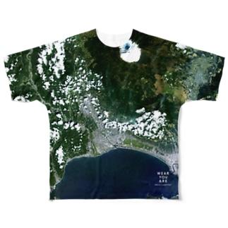 静岡県 富士市 Full graphic T-shirts