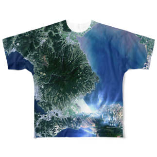 WEAR YOU AREの佐賀県 鹿島市 Full graphic T-shirts