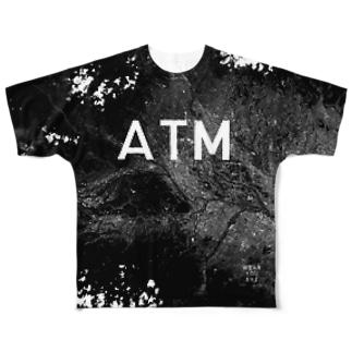 群馬県 高崎市 Full graphic T-shirts