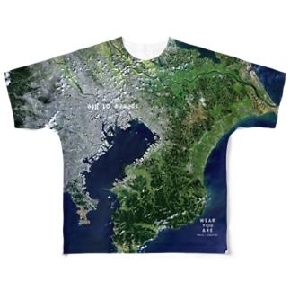 千葉県 袖ケ浦市 Full graphic T-shirts