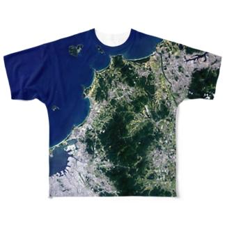 福岡県 宗像市 Full graphic T-shirts