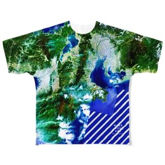 三重県 津市 Full graphic T-shirts