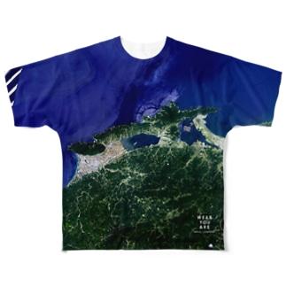 島根県 松江市 Full graphic T-shirts