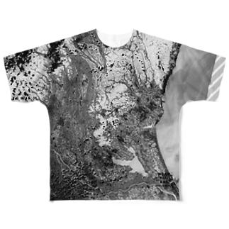 茨城県 笠間市 Full graphic T-shirts