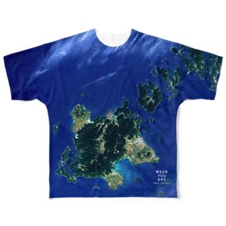 長崎県 五島市 Full graphic T-shirts