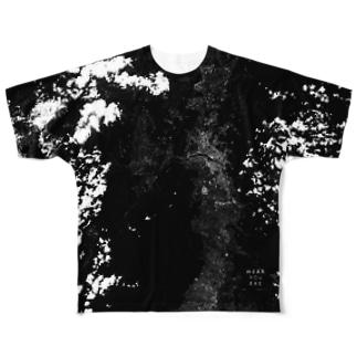岩手県 盛岡市 Full graphic T-shirts