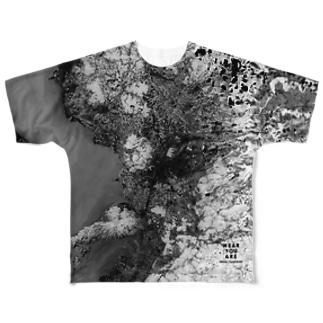 熊本県 熊本市 Full graphic T-shirts
