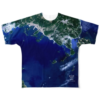 WEAR YOU AREの山口県 熊毛郡 Full graphic T-shirts