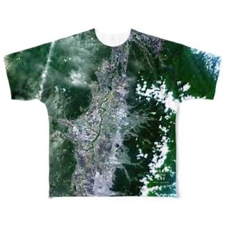 山形県 村山市 Full graphic T-shirts