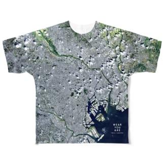 東京都 北区 Full graphic T-shirts