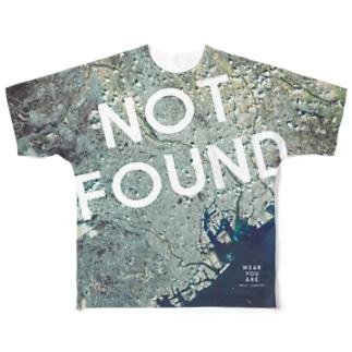 東京都 新宿区 Full graphic T-shirts